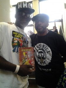 Author William E. Mackson and Film Director SPIKE LEE